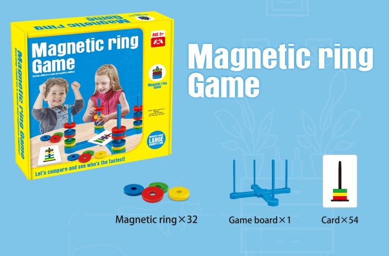 40012 MAGNETIC RING GAME