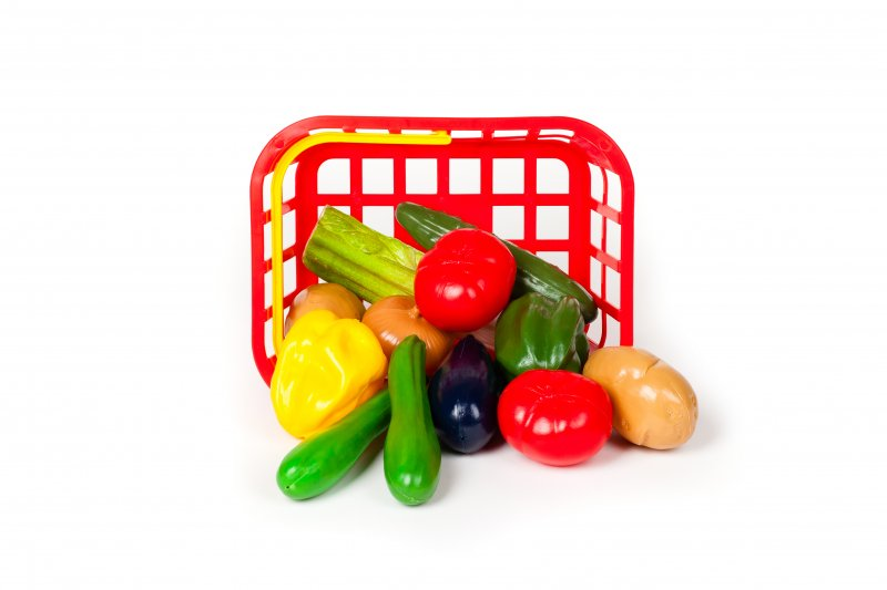 53832 BIG BASKET 12 ASSORTED VEGETABLES